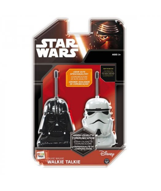 walkie talkie cara star wars