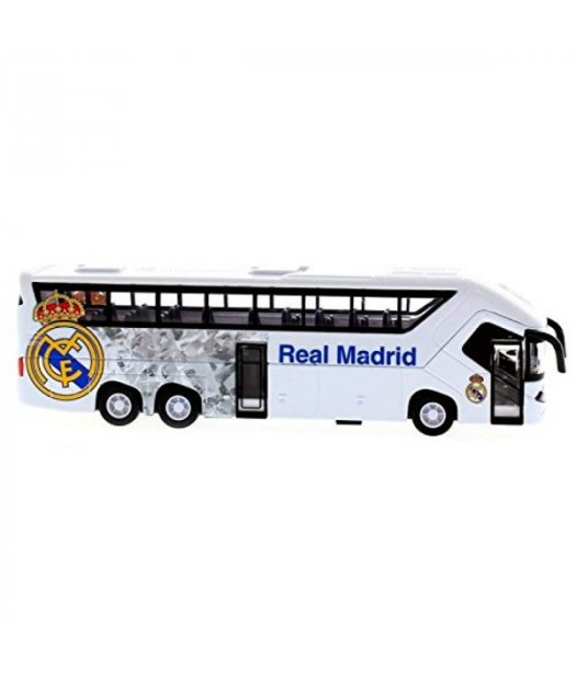 bus real madrid cf 2ª edición